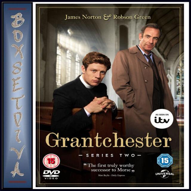 GRANTCHESTER - COMPLETE SERIES 2  **BRAND NEW DVD***