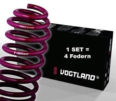 tieferlegungsfedern sport federn vw golf v 5 1k variant 1 9 2 0 tdi 50 30mm ebay. Black Bedroom Furniture Sets. Home Design Ideas