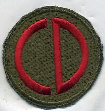 WWII WW2 US Army 85th Infantry Division Patch