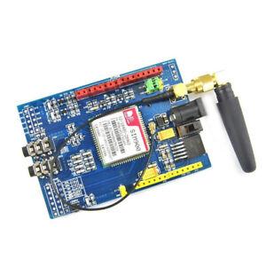 SIM900 Shield Development Board Quad-Band Module Kit For Arduino Compatible New