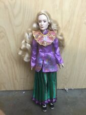 Disney Alice in Wonderland Through the Looking Glass Time Nude Boy Doll NEW OOAK