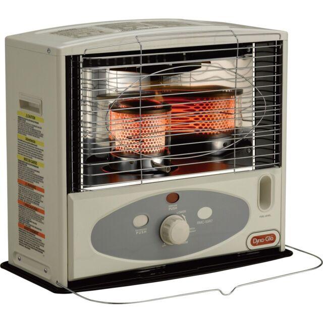 Dyna-Glo RMC-55R7 Indoor Kerosene Radiant Heater, 10000 BTU,