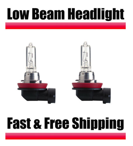 Stock Fit Halogen Headlight Bulbs Chrysler Town and Country Low Beam 2008-2016
