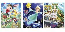 Club Nintendo - Super Smash Bros Posters V1 - Set Of Three 22x28 Posters