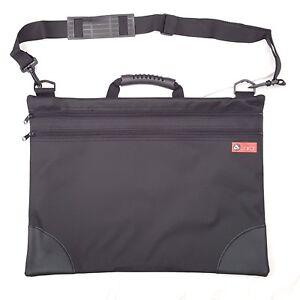 Jakar A3 Portfolio Custodia Arte Mascherina Carry Cinturino Rinforzato Angoli (