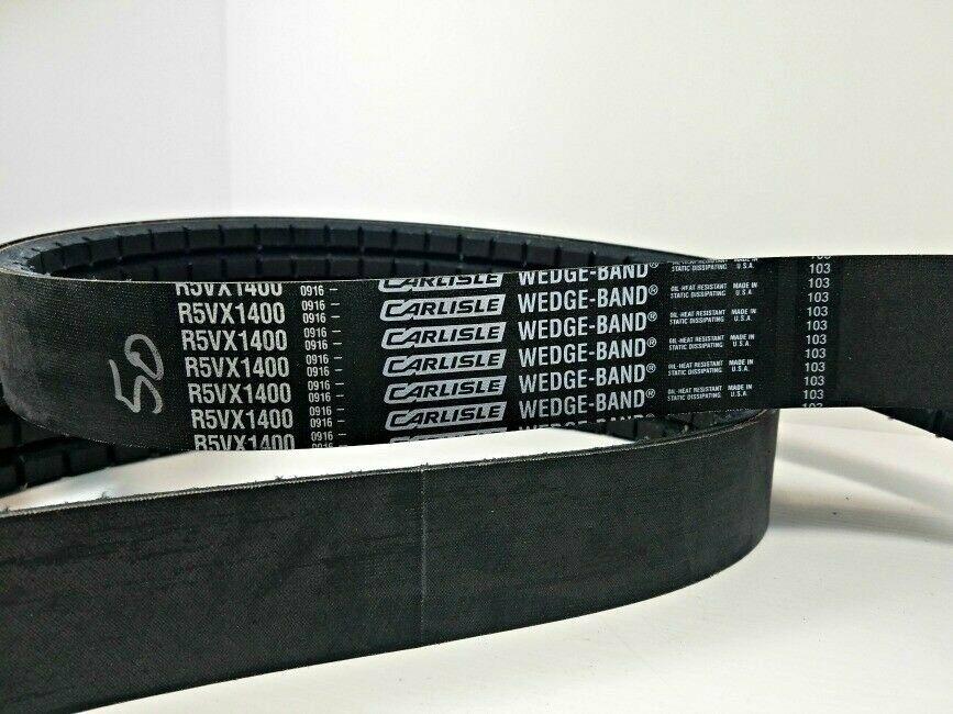 FACTORY NEW! Cogged  5//8 X 40 SAME DAY SHIPPING 5VX400 V-Belt