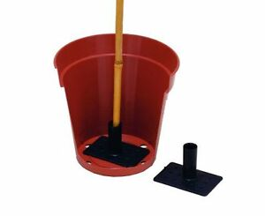 Cane support upright bamboo stand garden pk 10 ebay for Gardening tools online in pakistan