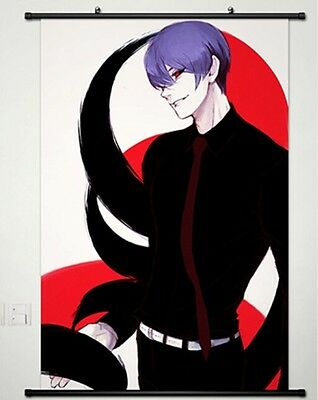 POPULAR Anime Tokyo Ghoul Shuu Tsukiyama Home Decor Poster Wall Scroll Japan 086