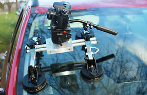 camera car rig camera car mount camera car support uk seller ebay. Black Bedroom Furniture Sets. Home Design Ideas