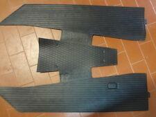 Pedana gomma rubber mat VESPA PK 50 XL nera black