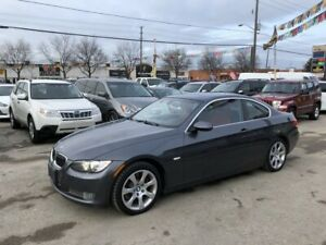 2008 BMW 3 Series 335xi AWD COUPE RED LEATHER!!! EXTRA CLEAN!!!