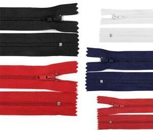 freie Farbauswahl 10 Reißverschlüsse 60cm Kunststoff