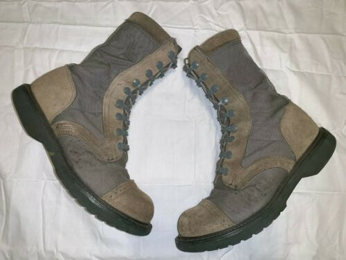 Corcoran USAF Hot Weather Air Force Sage Green 8.5 M 8 1//2 M Box Toe Boots