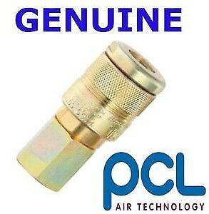 PCL-100-Series-Female-Coupling-1-2-BSP-Female-Thread-Air-fitting-AC5JF-GENUINE