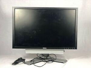 Dell-2407WFP-HC-Black-Silver-24-034-WideScreen-Screen-1920-x-1200-Resolution-LCD