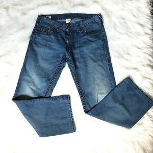True-Religion-Men-039-s-Jeans-Bobby-Super-T-Size-36x31-USA