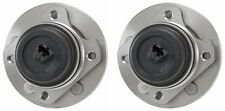 Hub Bearing Assembly for 2009 Lincoln Town Car Fit ALL TYPES Wheel-Front Pair