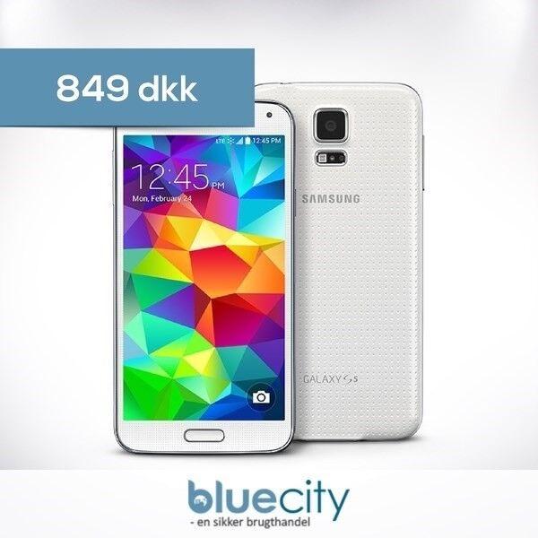 Samsung Samsung Galaxy S5 (m. burn-in) 16GB Shimmery...,