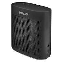 Bose SoundLink Color Bluetooth speaker II Audio Player Dock and Mini Speaker