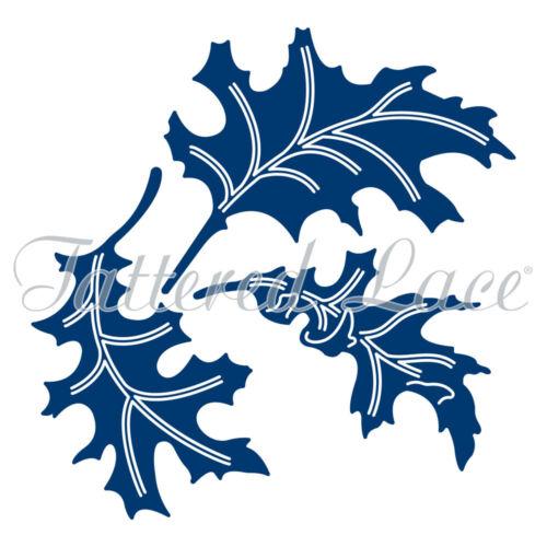 Tattered Lace TUMBLING LEAVES Essentials Craft Die Set Free UK P/&P ETL587