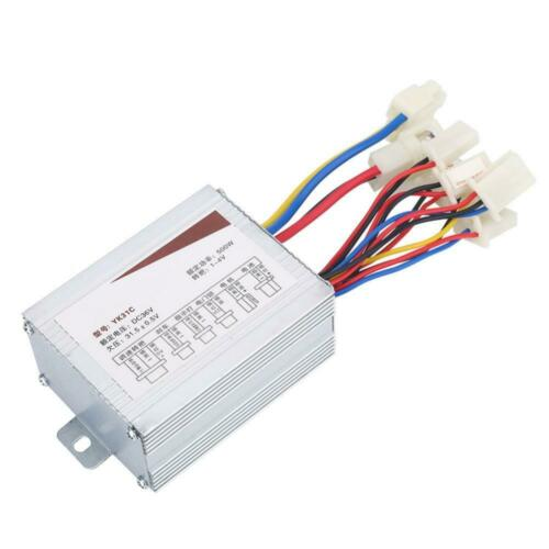 Details about  /36V 500W M Brushed Controller Box for Electric Bicycle Scooter E-Bike Q❤HH