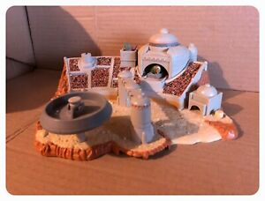 Micro-Machines-Star-Wars-Episode-One-Pod-Racing-Arena-Play-Set-1998-Used