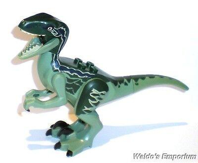 Lego Jurassic World Dinosaur BLUE the RAPTOR, from set 75917, New