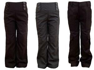 Girls-Boys-school-trousers-school-uniform-3-4-5-6-7-8-9-years