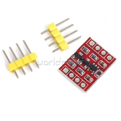 5PCS 2-CH I2C IIC Logic Level Converter Module Bi-Directional for Arduino 5V-3V