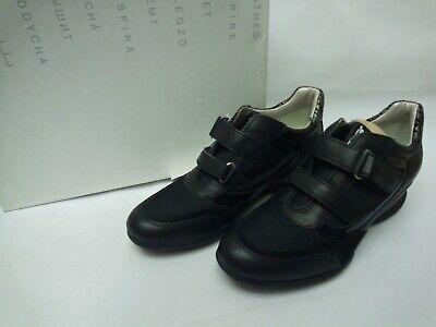 Geox D Persefone un Negro para Mujer Zapatillas Size UK 3EU 36 | eBay