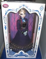 Disney Frozen Princess Elsa Limited Edition Collection Authenic Doll,
