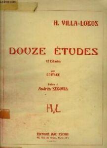 DOUZE-ETUDES-12-ESTUDIOS-POUR-GUITARE