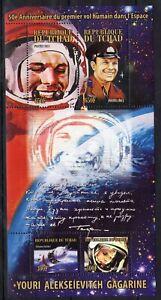 Gagarin - Space - MNH** G100