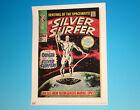 Silver Surfer #1 Fine Art Giclee Limited Edition Print John Buscema Marvel