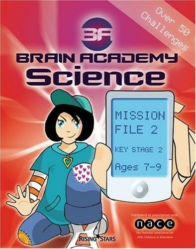 New, Brain Academy Science: Mission File 2, various, Book