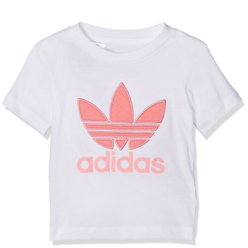 Adidas Originals Infant Baby Girls T Shirt Top 18 24 Months