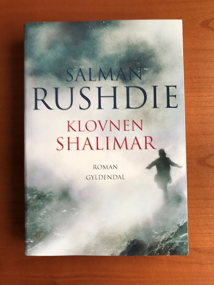 Klovnen Shalimar, af Salman Rushdie, genre: roman