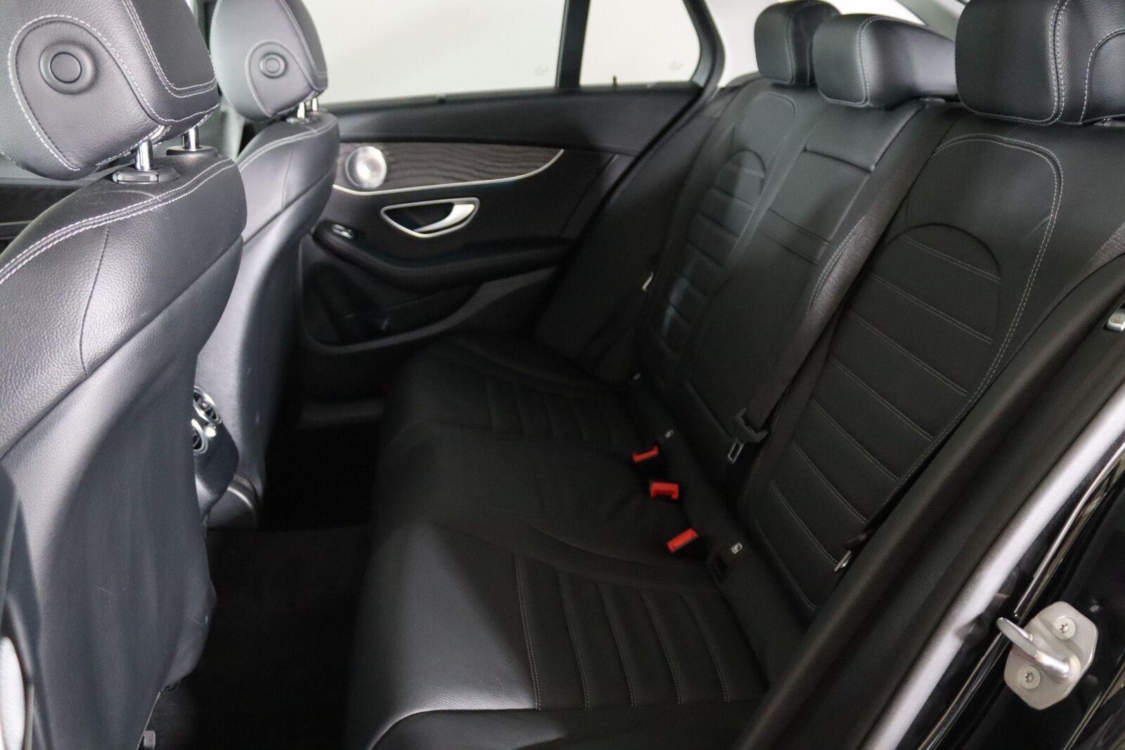 Mercedes C220 d 2,2 AMG Line stc. aut. 4Matic - billede 6