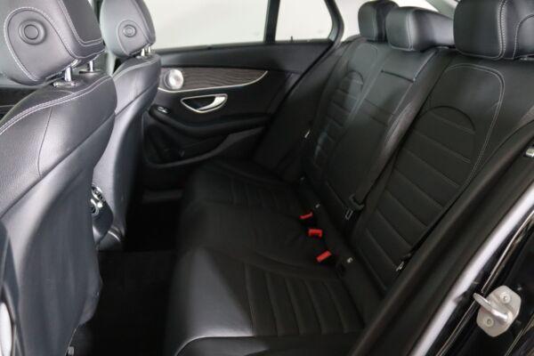 Mercedes C220 d 2,2 AMG Line stc. aut. 4Matic billede 6