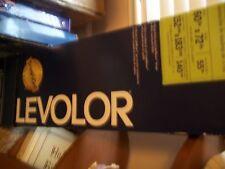 "LEVOLOR  2"" PLANTATION FAUX WOOD BLIND DARKENING 60""W X 72""H WINDOW BLIND"
