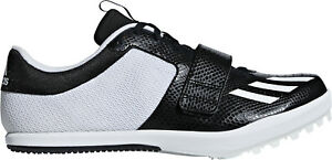 newest 7ff77 dfde0 Image is loading adidas-Adizero-Jumpstar-Allround-Field-Event-Spikes-Black
