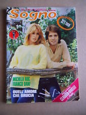 SOGNO Fotoromanzo n°18 1979 ed. Lancio  [G579]