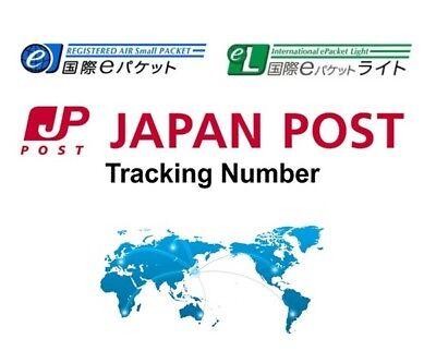Post tracking japan