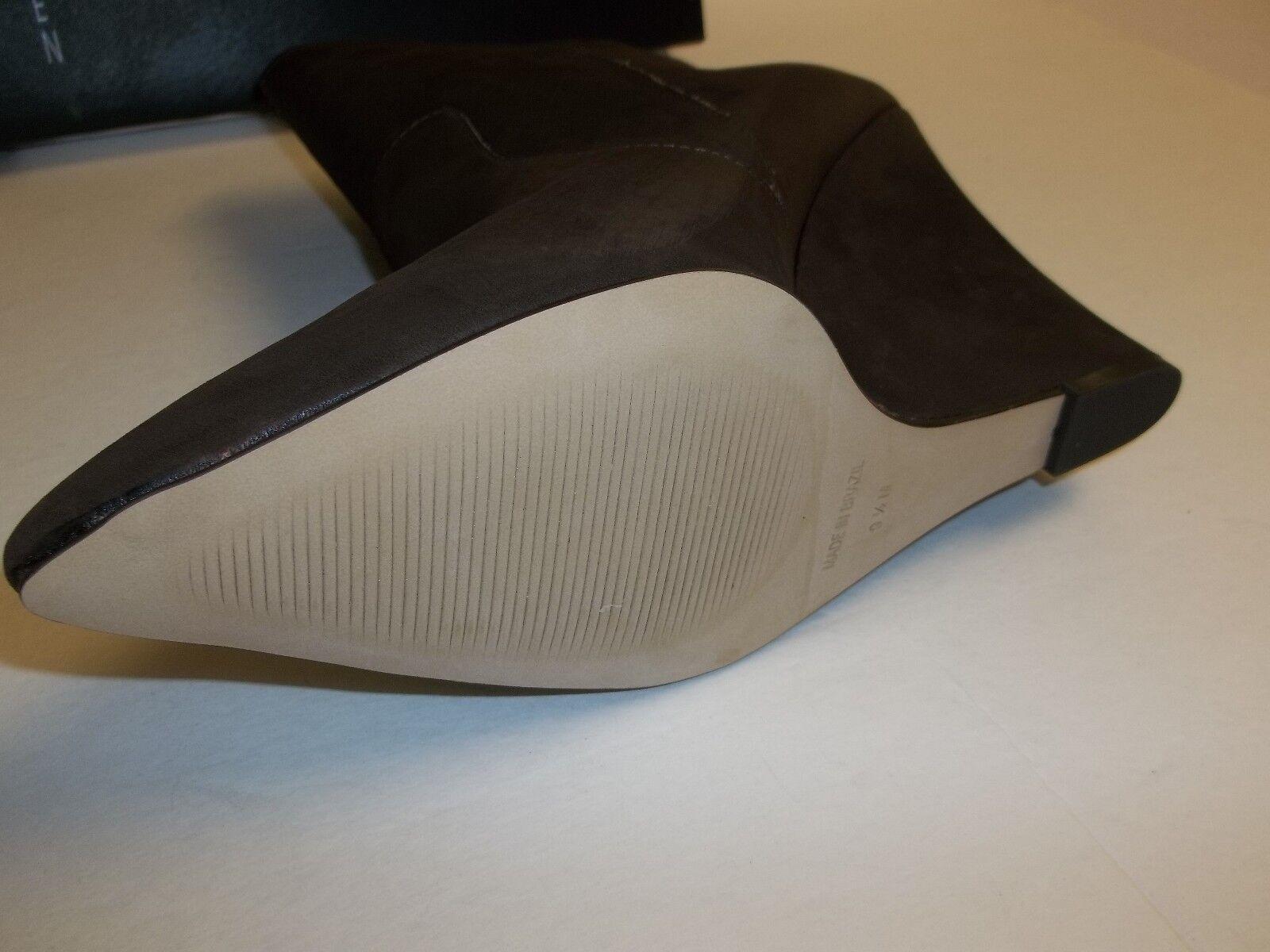 Steven Steve Madden Sz 6 M Meter Distressed Braun Leder Stiefel Stiefel Leder New Damenschuhe Schuhes e8a722