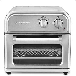 Cuisinart-AFR-25-Compact-Air-Fryer-Brushed-Stainless-Steel
