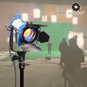 For Film Video Studio Lighting 150W Dimming Fresnel Tungsten Spot Light+Globe