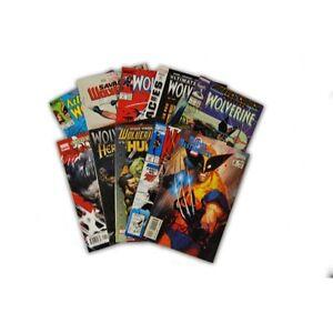 10-Comic-Book-bundle-lot-with-10-Wolverine-Random-Comic-Collection