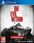 The Evil Within Bethesda Sony PlayStation 4 Ps4 Pegi 18 Video Game PAL
