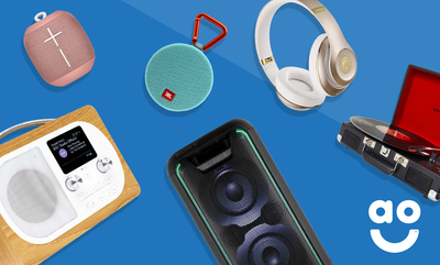 Grab the Latest Audio & Tech from £39