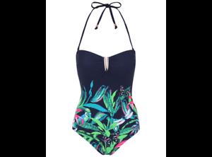 George Bodysculpt Colour Flash Swimsuit Size UK14//EUR42 BNWT